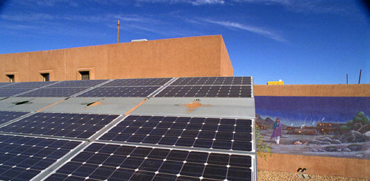 Solar PV Helps to Power the Indian Pueblo Cultural Center in Albuquerque