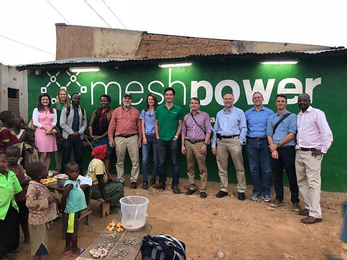 Microsoft Airband - Rwanda Trip - MeshPower