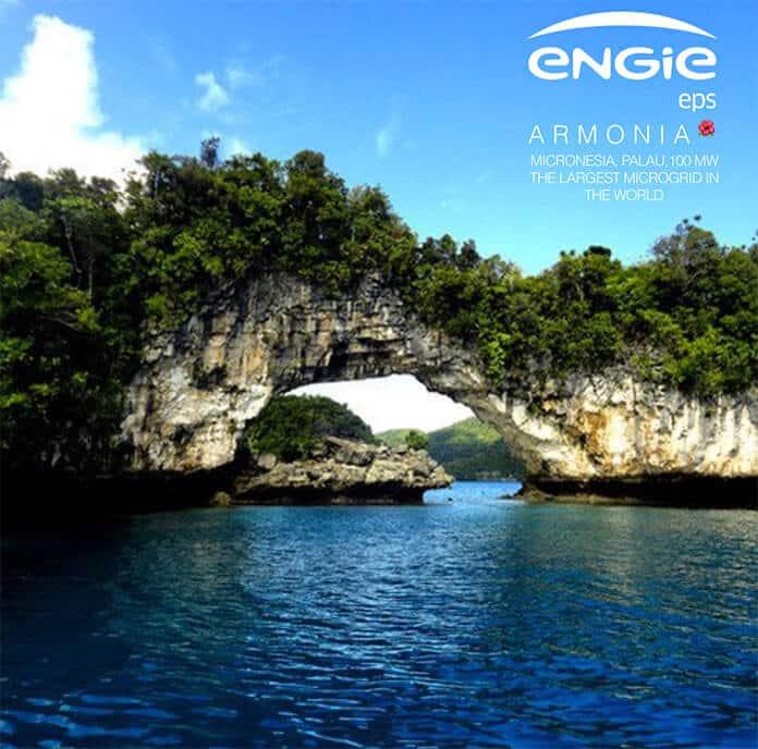 Palau's 100-Megawatt Armonia Microgrid Project Built by ENGIE eps