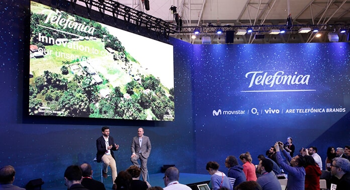 "Telefónica ""Internet Para Todos"" Program Conference"