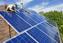 U.S. Residential Solar Rooftop PV Installation