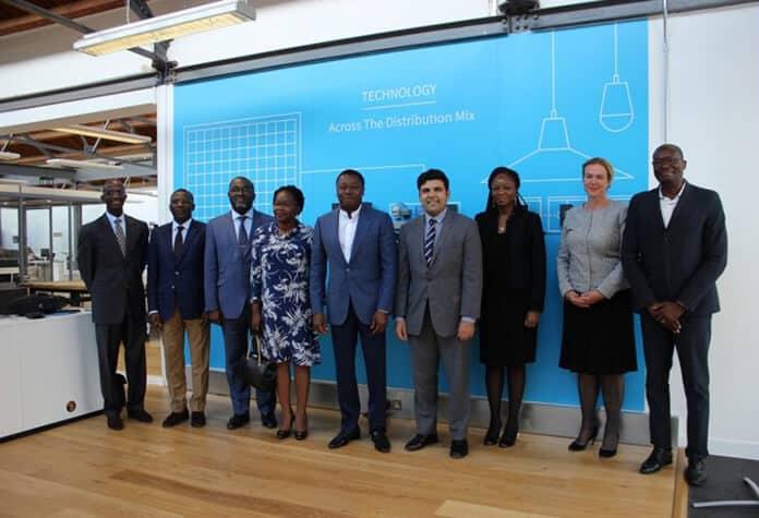 Togo Presidential Delegation Visits BBOXX Headquarters