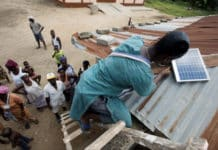 Togolese Solar Mamas Successfully Install a Solar System - Making Their Village Clinic Off-Grid