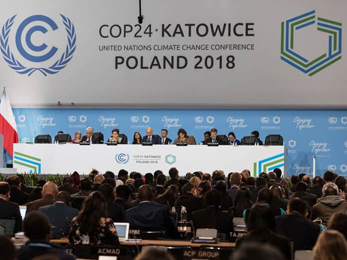 COP24: A Two-Week Climate Change Conference in Katowice, Poland