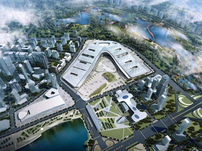 PVChengdu 2019 - Western China International Expo City