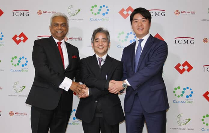 CleanGrid Partners' Three Partners: WEnergy Global, ICMG Partners and Greenway Grid Global