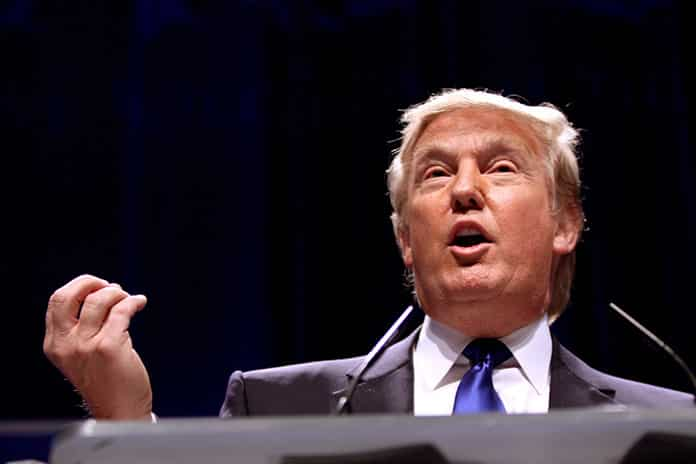 Donald Trump Speaking at CPAC 2011 in Washington, D.C.