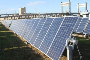 Solar Power Arrays by Entergy New Orleans