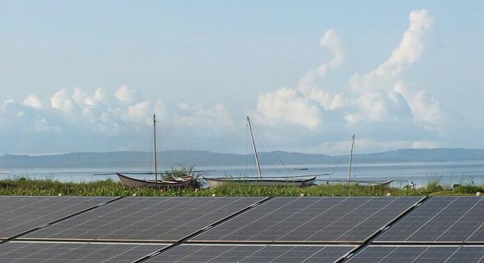 Jumeme Solar Minigrid Project in Lake Victoria, Tanzania