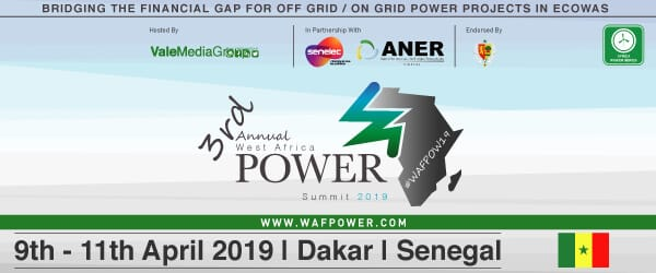 West Africa Power Summit 2019