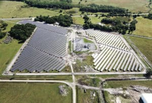 The New Duke Energy Owned and Operated Osceola Solar Facility