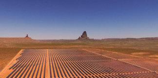 The Kayenta Solar Power Farm