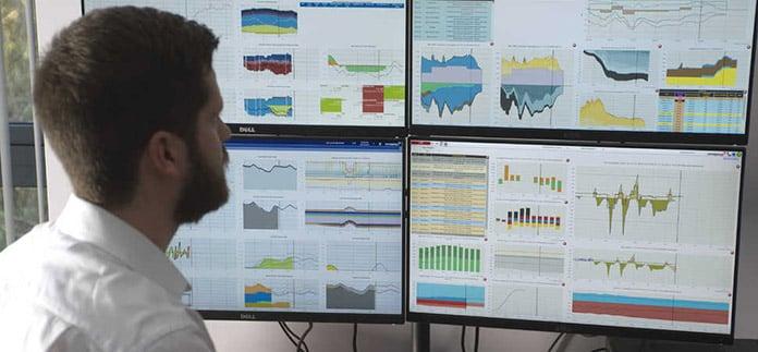 EnAppSys Energy Data Analysis System