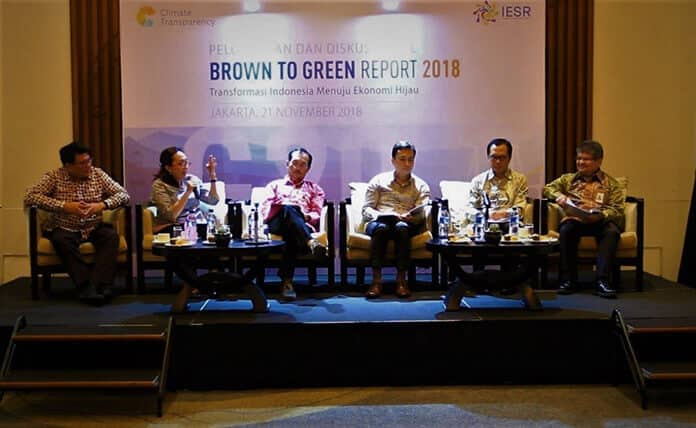 Panel Discussion: Indonesia Transformation Towards Low Carbon Economy