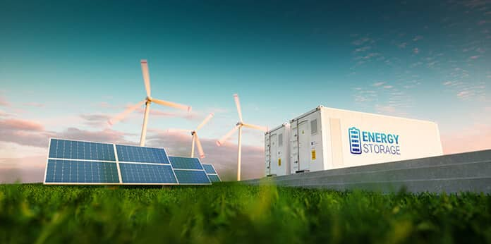 Combination of Energy Storage Systems and Renewable Plants