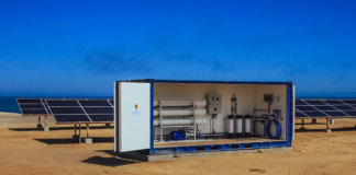 "Solar Desalination System to ""Green"" Drought-Stricken Namibia"