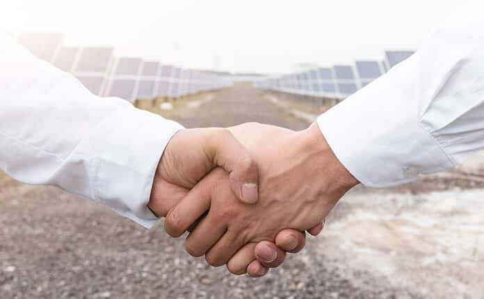 Five Texas Electric Coops Sign Collective Solar Power