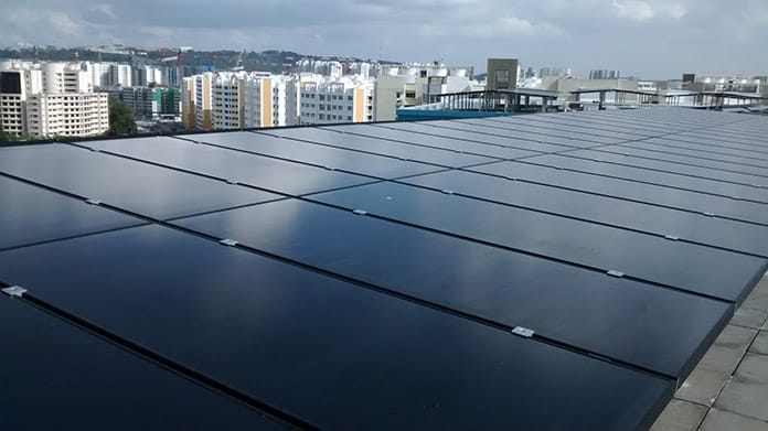 Singapore's SolarNova Programme Is Accelerate the Deployment of Solar Photovoltaic (PV) Systems
