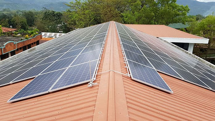 The Completion of the 219.7 kWp Rooftop Mounted Solar PV Power Plant at Bayombong by WEnergy Global