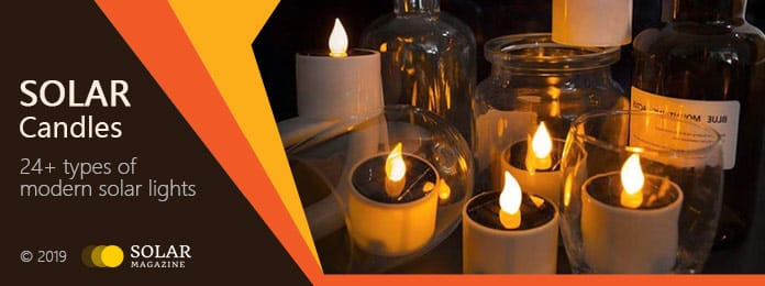 Solar Candles Profile Banner