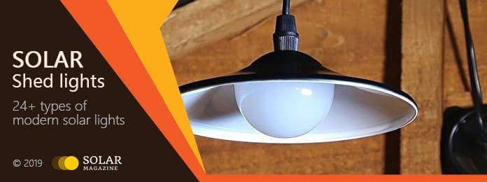 Solar Shed Lights Profile Banner