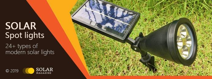 Solar Spot Lights Profile Banner