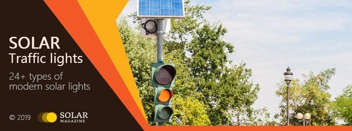 Solar Traffic Lights Profile Banner