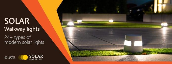 Solar Walkway Lights Profile Banner