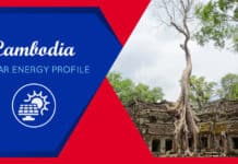 Cambodia Solar Energy Profile: Reaching a Climate Change, Clean Energy and Sustainable Development Tipping Point