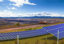 Solar Panels Electrifying Mining Sites to Accelerate Energy Transition, Reducing Carbon Footprint
