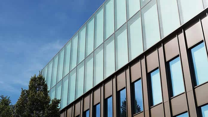 Physee Transparent Solar Windows Generating Electricity for the Building