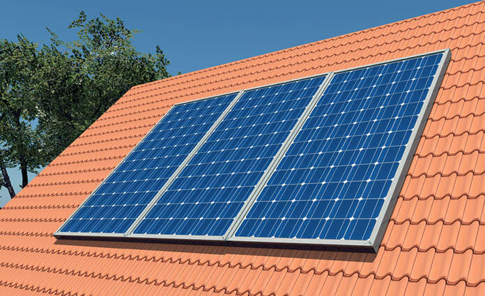 Installl Solar Panels on Existing Roof Using Mounting/Racking Systems
