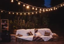 Top Solar String Lights Used for Modern Decoration