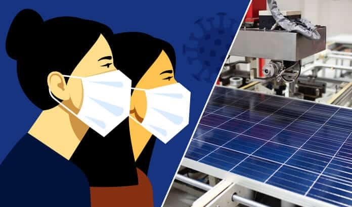 Coronavirius Hits Solar Panel Market