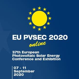 Media Partner Sidebar Showcase - EU PVSEC 2020