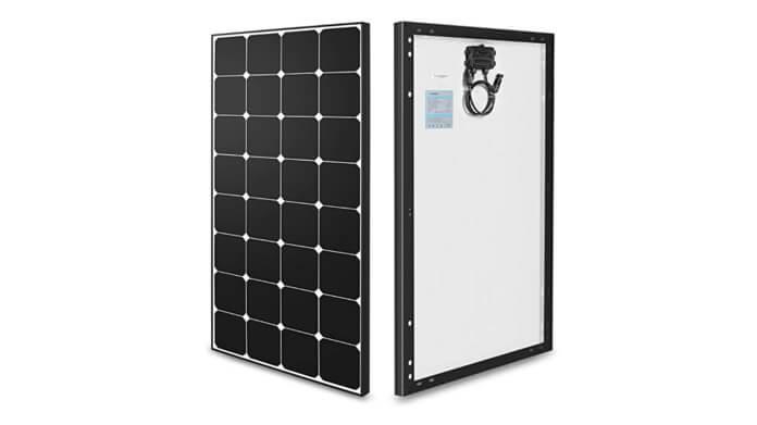 Renogy 100 Watt 12 Volt Monocrystalline Panel