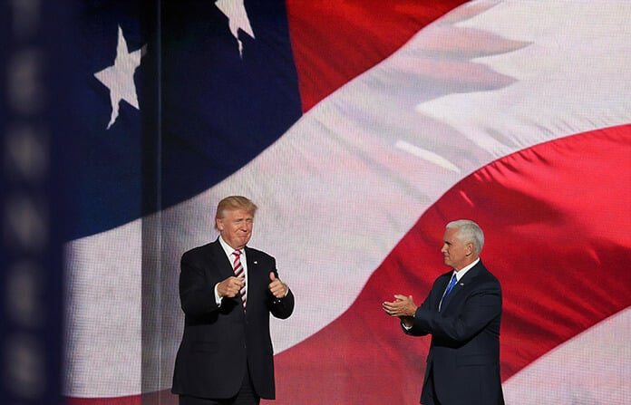 President Donald Trump and VP Mike Pence: Preparing 2020 Election