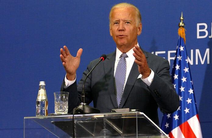 Joe Biden and His 2020 Election