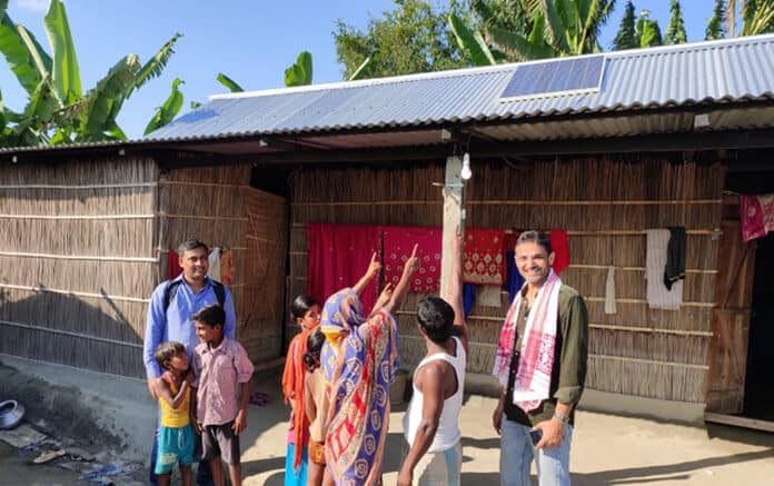 Cool Effect's Solar DC Inverterless System in India
