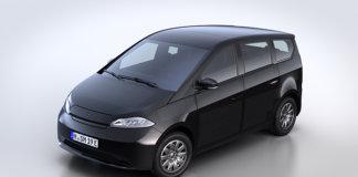 Sono Motors' Solar Car Sion