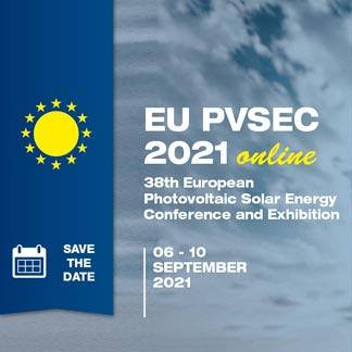 EU PVSEC 2021 Online