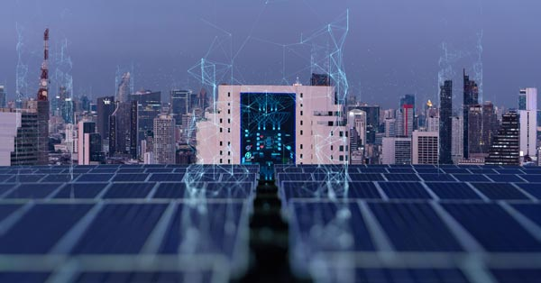 Integration Between Solar Power and AI for Smart Cities