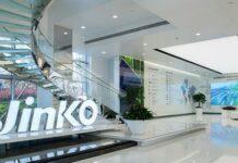 JinkoSolar Company Reception