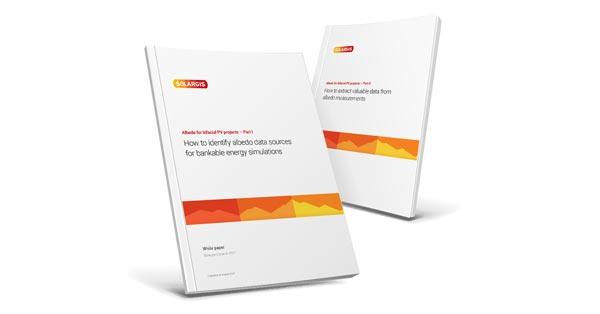 Solargis Whitepaper: Albedo Measurement Whitepaper for Bifacial PV Projects (2021)
