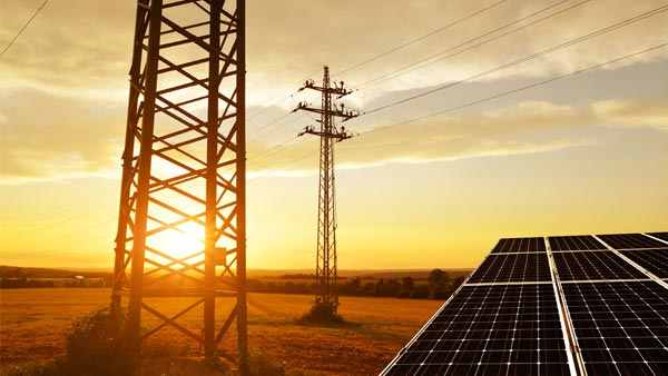 Solar Power and Electricity Transmission